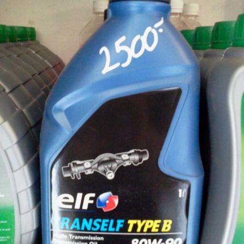 elf Tranself type B 80W-90 1L Váltóolaj 2500Ft