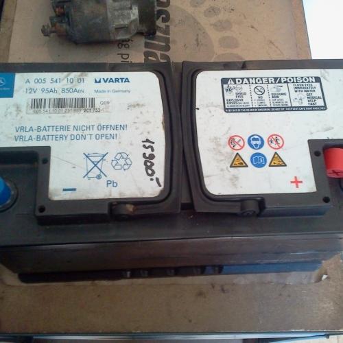 VARTA 12V 95Ah - akkumulátor 800A(EN) A 005 541 10 01 15900Ft