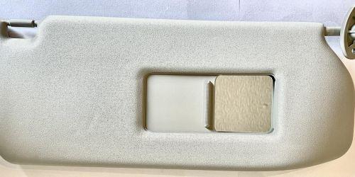 2000-2007 Suzuki Ignis - Napellenző jobb oldali, tükrös 84801-86G21-6GS 17900Ft