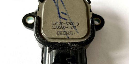 1998-> Suzuki Wagon R+ - Fojtószelep érzékelő /Gyári/ Eredeti Suzuki alkatrész: 13420-52G0-0  4999Ft
