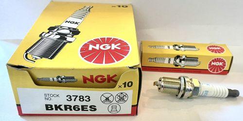 Suzuki - Gyújtógyertya NGK-BKR6ES /Gyári/ Az ár 1db-ra vonatkozik. 1900Ft