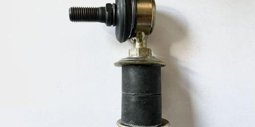 1990-2003 Suzuki Swift - Stabilizátor gömbfej szett A szett tartalma: 1db stabilizátor gömbfej, 2db gumi szilent, 2db alátét, 1db anya Minőségi utángyártott alkatrész: 46630-60B01 4900Ft